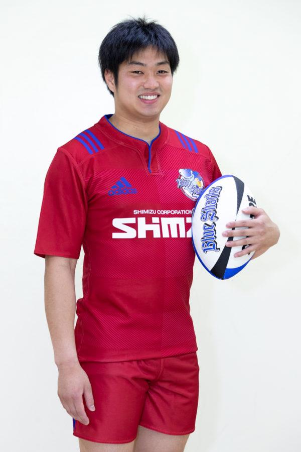 浅見 晋吾選手インタビューブルーシャークス 画像