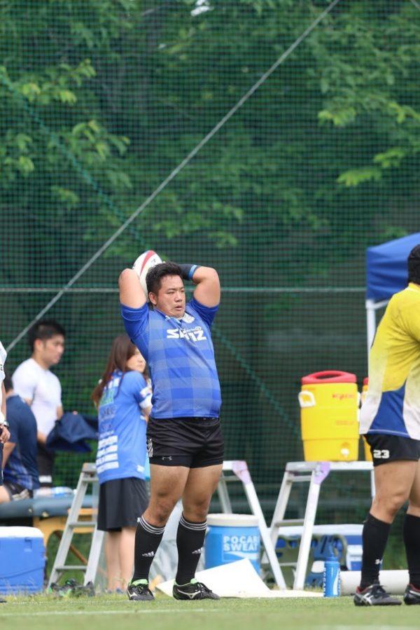 古田 雄也樹選手インタビューブルーシャークス 画像